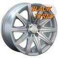 Диск колесный LS Wheels 803 6.5x15/4x114.3 D73.1 ET40 SF - фото 1