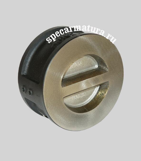 Клапан обратный поворотный межфланцевый CV16 Ду100