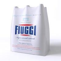 Вода минеральная лечебная негазированная Fiuggi (Фьюджи) Natural , 1л, стекло (6 штук в упаковке)