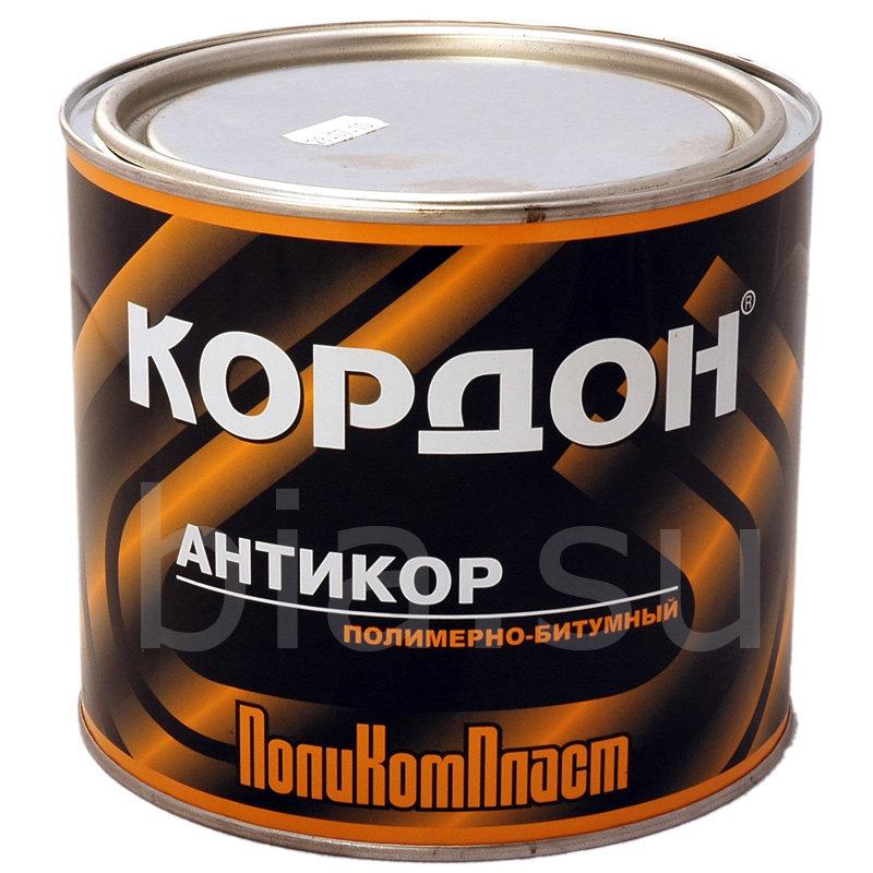 """Антикор """"Кордон"""", уп. 2,3 кг"""