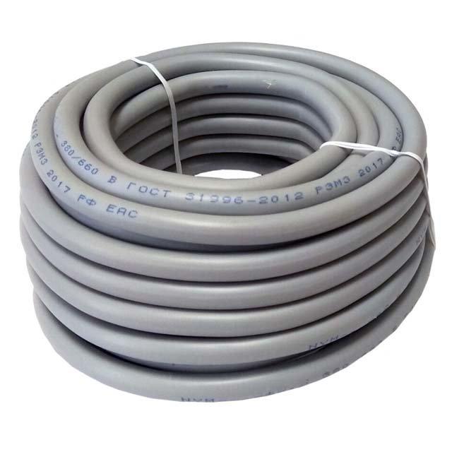 кабель nym-j 3х6,0 20м гост