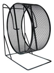 Колесо Trixie (Трикси) для грызунов на подставке металл 28см 61003