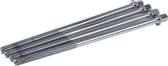 """GIBRALTAR SC-BDKR/L крепежный винт 4-3/16"""" (106мм) длина, 6мм ширина - для напольного тома и бас-бочки (4 шт.)"""
