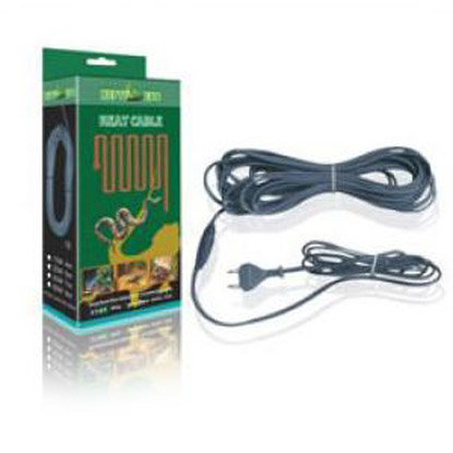 Обогреватель Repti Zoo для террариума 25Вт, кабель 5м (RS5025)