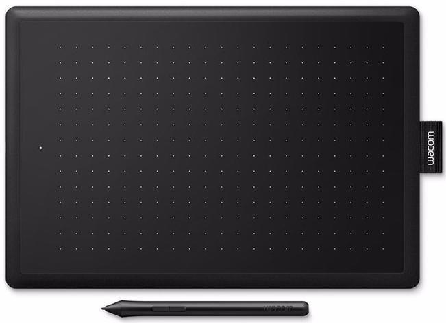 Графический планшет Wacom One CTL-672 Medium