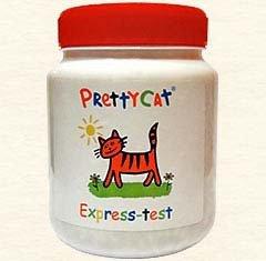 """Экспресс-тест """"PrettyCat"""" на мочекаменную болезнь у кошек, 110 г"""