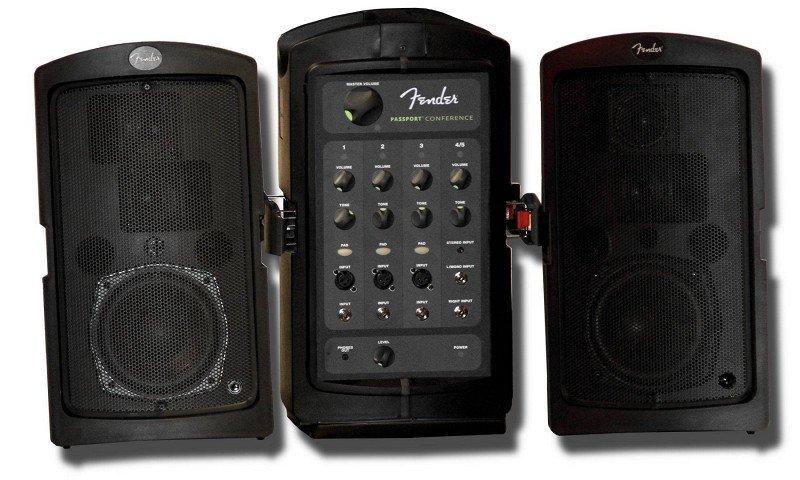 FENDER PRO FENDER PASSPORT® CONFERENCE активная переносная акустическая система 175W