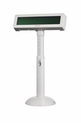 Дисплей покупателя Posiflex PD-2800, USB, зеленый светофильтр