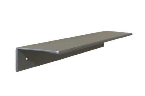 7662/021 Ручка-профиль мебельная врезная цвет алюминий