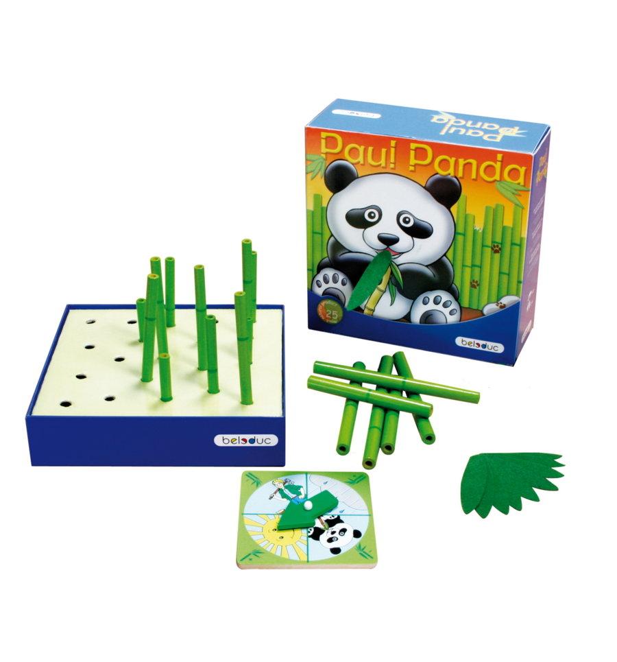 Развивающая игра BELEDUC Веселая панда