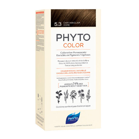 Краска PHYTO