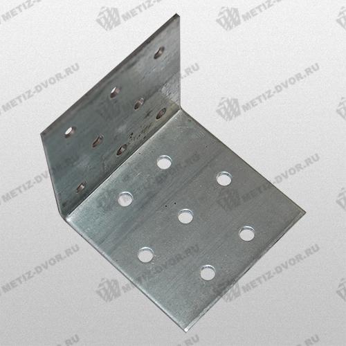 Уголок крепежный равносторонний KUR-50х50х50