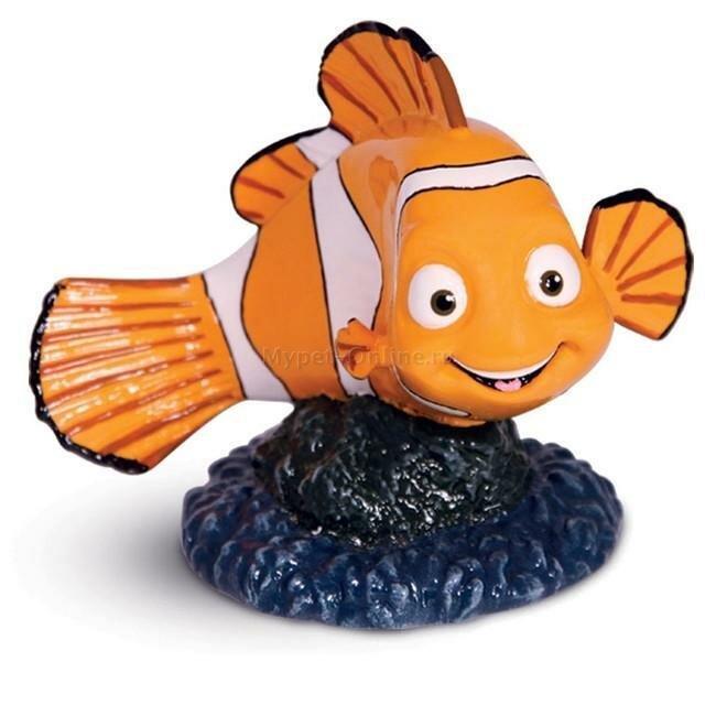 Грот для аквариума Triol Nemo, размер 10х9х8см.
