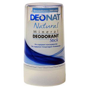 Дезодорант-антиперспирант DeoNat стик