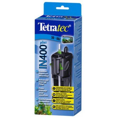 Фильтр внутренний Tetratec IN400 производительность 400 л/час (для аквариумов до 66л)