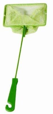 Дарэлл Сачок аквариумный с пластиковой ручкой, 8-9 см