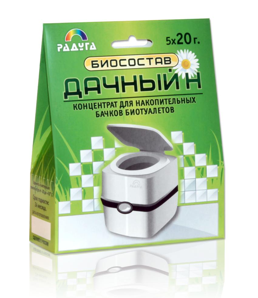 "Биосостав ""Дачный-Н"" д/накоп. баков 5х20г"