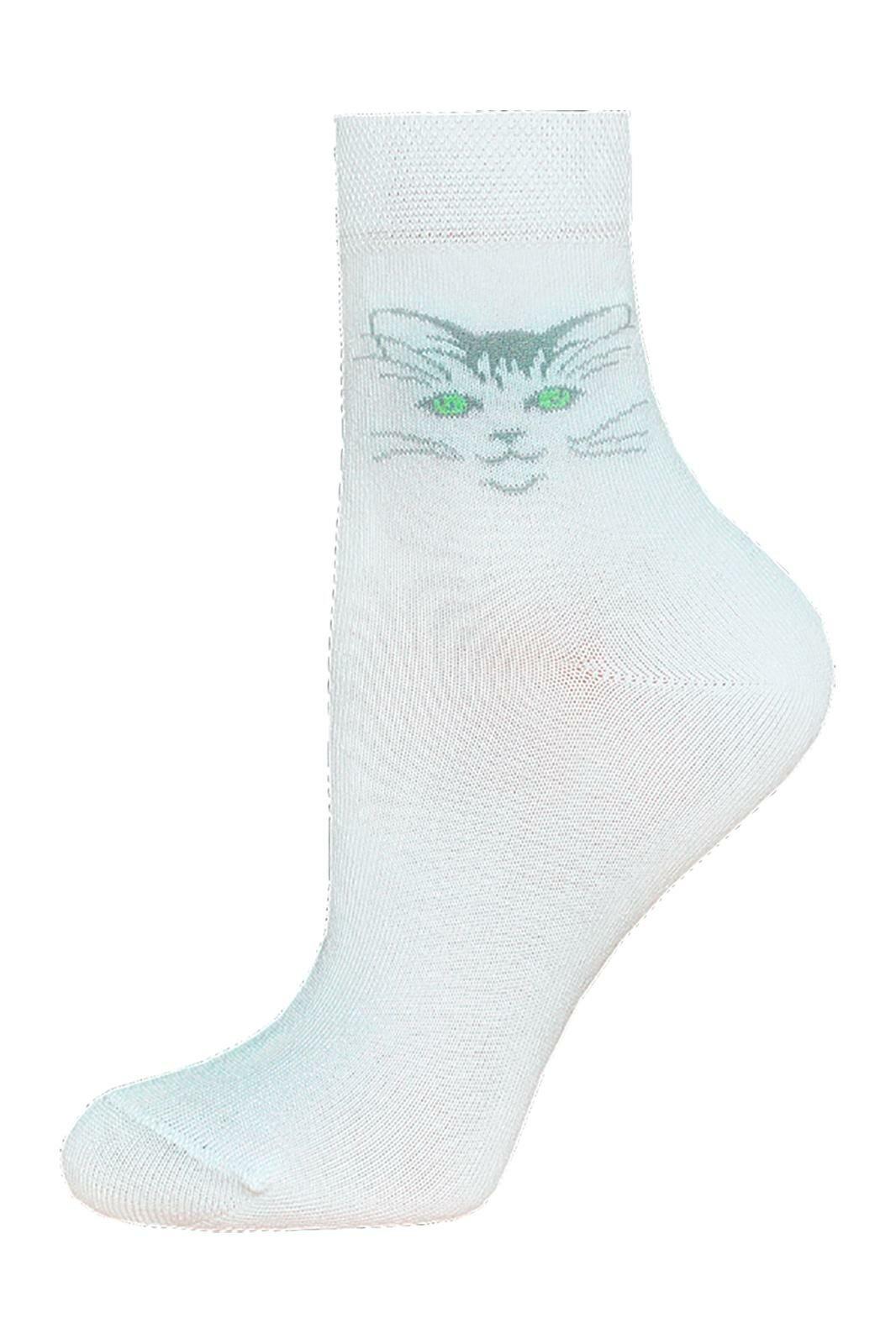 Носки Брестский Чулочный Комбинат 3081 белый 047
