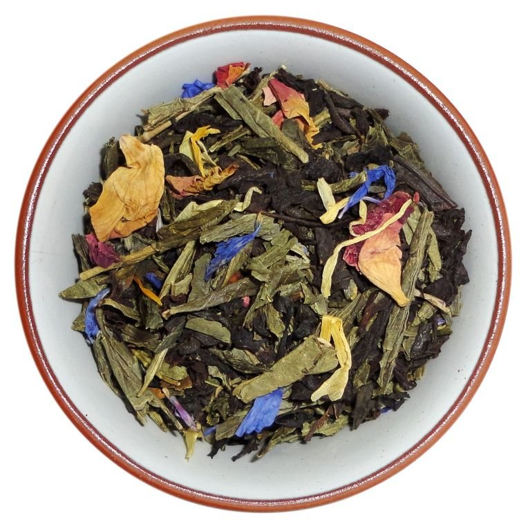"Чай чёрный с зелёным ""Арабская ночь"""
