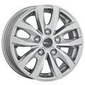 Колесные диски MAK Load 5 Silver 6.5x15 5x118 ET55 D71.1 Серебристый (F65505LSI55D3) - фото 1