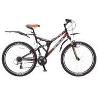 Велосипед для взрослых STELS Challenger V 26 (2016) черный