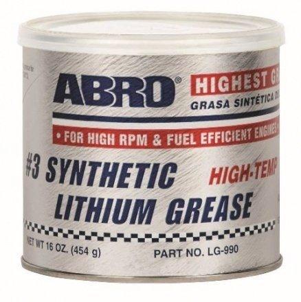 Смазка литиевая синтетическая №3