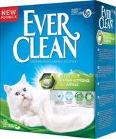 """Наполнитель для кошачьих туалетов Ever Clean """"Extra Strong Clumping Scented"""" комкующийся, с ароматизатором, 10 л"""