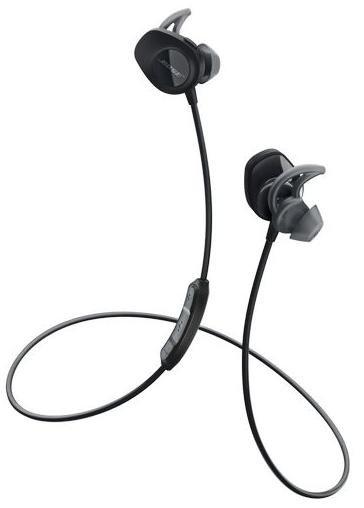 Беспроводные спортивные наушники Bose SoundSport Wireless (Black)