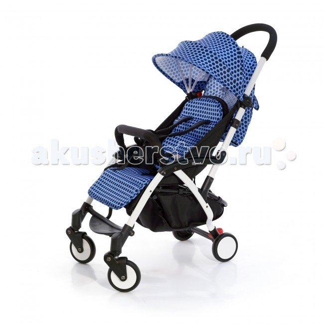 Прогулочная коляска Esspero Summer Lux Blue Spot