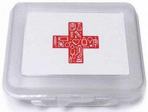 Аптечка малая (прозрачный)