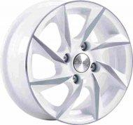 Диски Скад Спарта 5,5x13 4x100 D67.1 ET35 цвет алмаз белый - фото 1