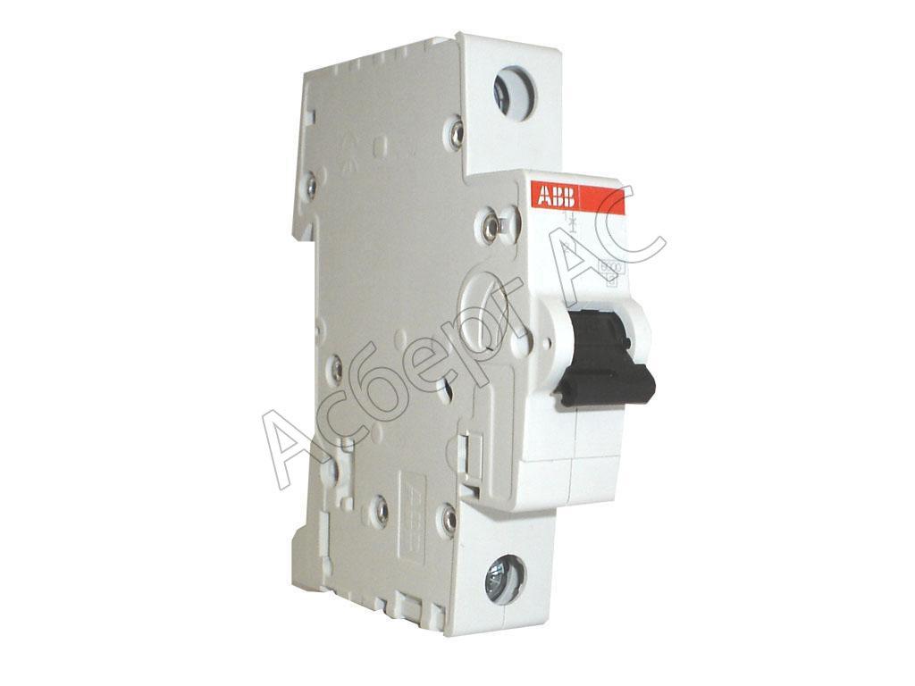 Автоматические выключатели модульные S201M D3 Автомат 1-полюсный 3А 10кА (хар-ка D) ABB