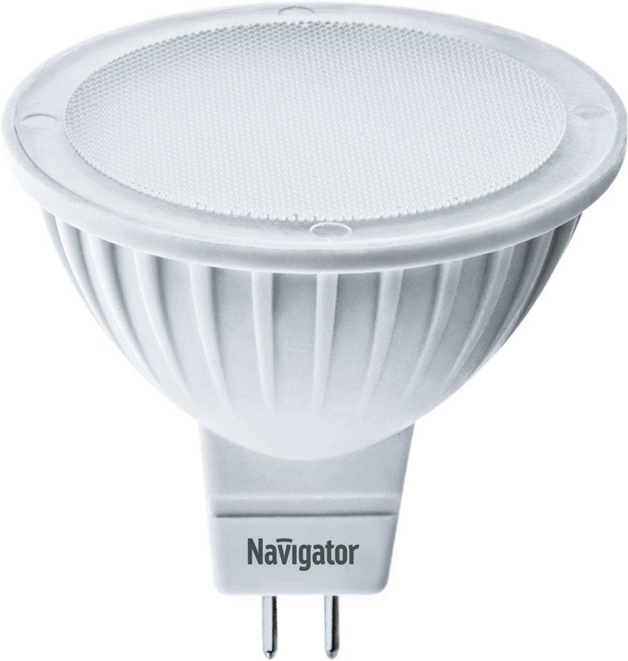 Лампа Navigator GU5.3 5Вт 3000K
