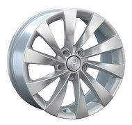 Колесные диски Replica Volkswagen VW36 7,5х17 5/112 ET51 57,1 silver - фото 1