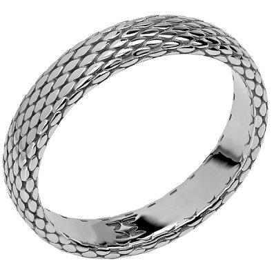 Кольцо коллекции Totem Snake/Змея из серебра