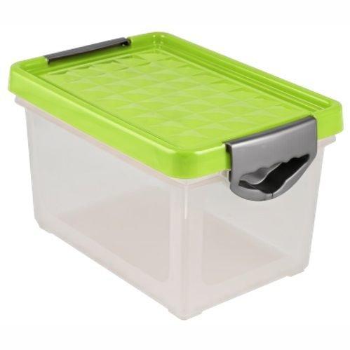 Пластиковые контейнеры для хранения продуктов с крышкой
