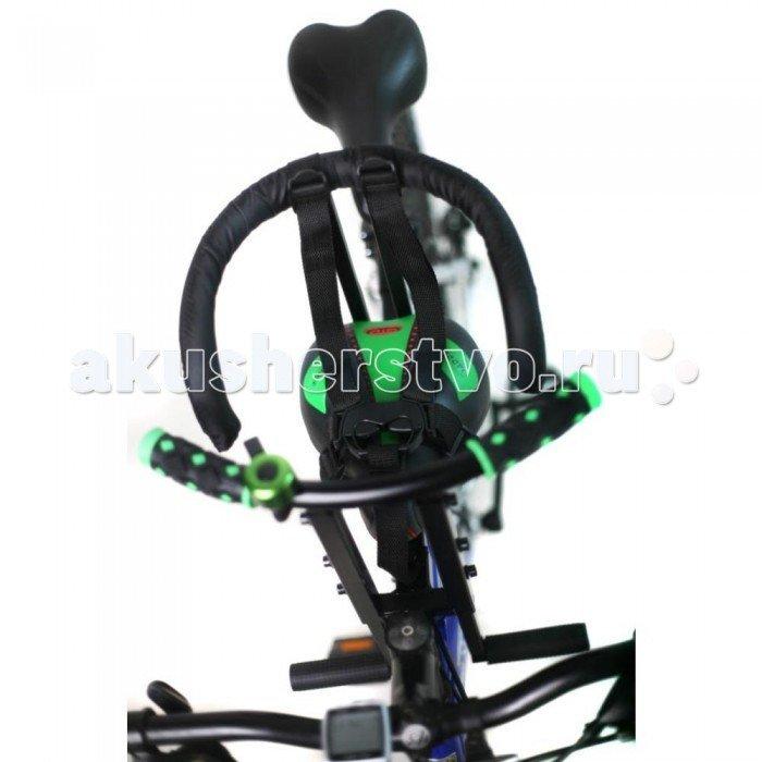 Velogruz Велокресло (Велосиденье) Зелёный
