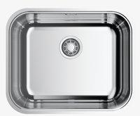 Кухонная мойка Omoikiri Omi 54-U/IF-IN нержавеющая сталь