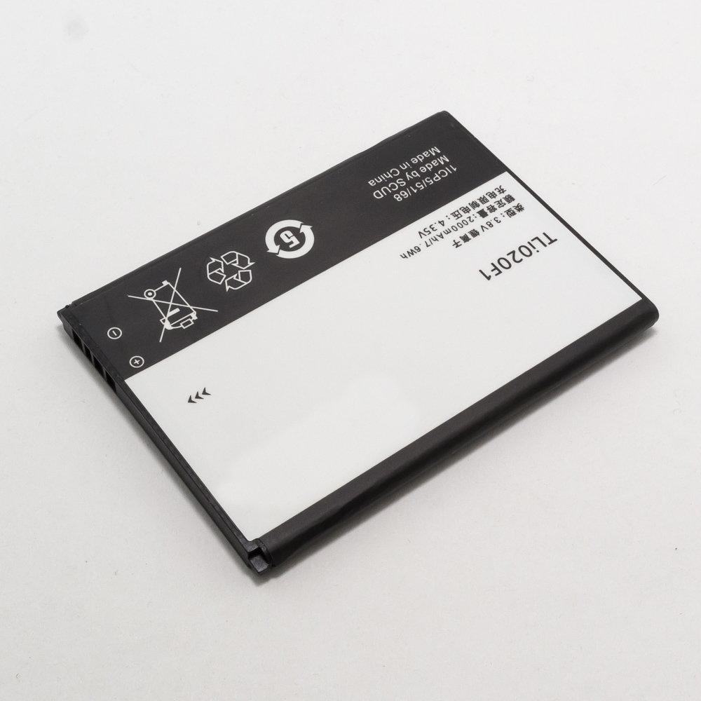 Аккумулятор TLi020F1 для телефона Alcatel One Touch Pixi 4 5010D