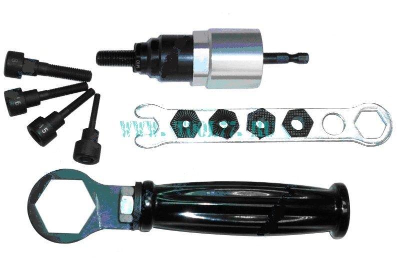 Адаптер-заклепочник SK3003 для резьбовых заклепок