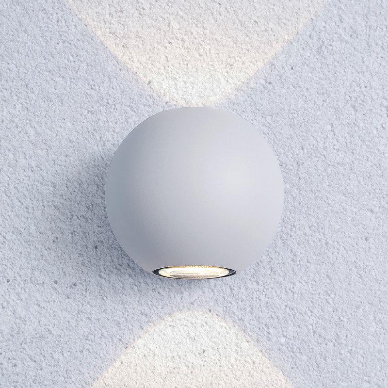 Светильник настенный Elektrostandard 1566 TECHNO LED DIVER белый