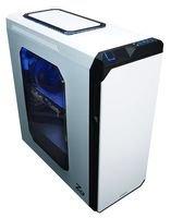 Игровой компьютер BrandStar H1004023. Intel Core i5-8400. Intel H310 mATX. DDR4 8GB PC-17000 2133MHz. 120GB SSD. nVidia GTX 1050 2Gb. DVD±RW. Sound HDA 7.1. Zalman Z9 Neo ATX 600W white. 500W. Без операционной системы