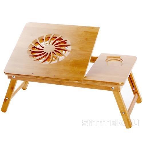 Стол для ноутбука SITITEK Bamboo 1
