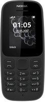 Сотовый телефон Nokia 105 TA-1010 Black