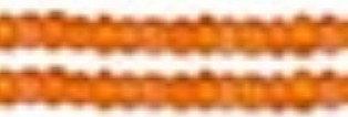 "Бисер ""Zlatka"", цвет: №0228 оранжевый, арт. GR 11/0"