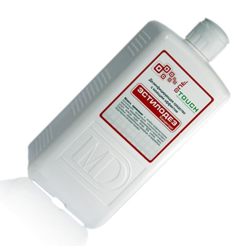 Эстилодез, Концентрат, Дезинфицирующее средство с моющим эффектом, 1000 мл