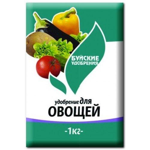 Удобрение Для Овощей (Буйские Удобрения) (1 Кг)