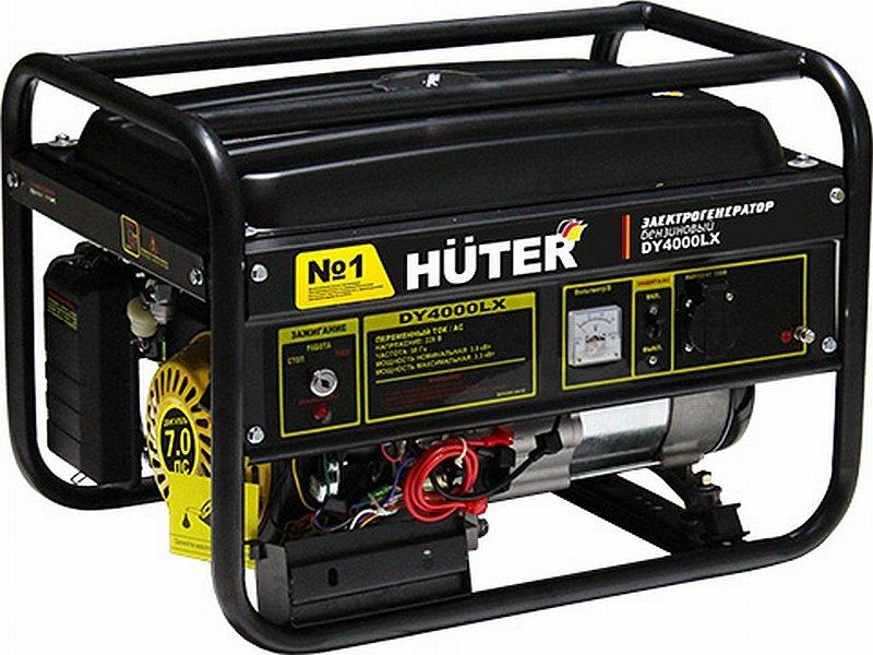 Электрогенератор DY4000LX Huter 64/1/22