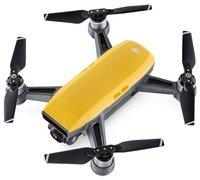 Квадрокоптер DJI Spark Fly More Combo, yellow