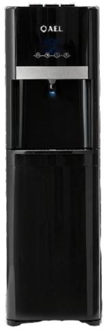 Кулер для воды (LC-AEL-809a) black с нижней загрузкой